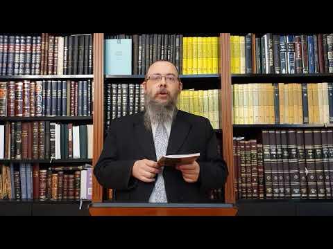 282 Minden zsidóban benne van az EGY – Oberlander Báruch (Hágádá, a négy kérdező fiú)