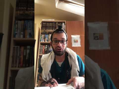 Sábát Hágádol imája – Reb Noson Likutey Tfilot 7.