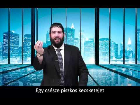 Shmuel Raskin rabbi – Bálák hetiszakasz 5781
