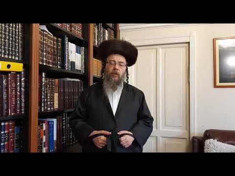 260 Miért fenyegette pusztulás a zsidókat? – Oberlander Báruch (Purim, a természetfeletti a lényeg)