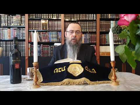 267 Milyen a jó zsidó vezető? – Oberlander Báruch (Ki tiszá hetiszakasz, Mózes és az aranyborjú)