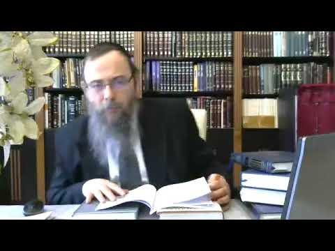 Oberlander Báruch: Koronavírus megjelent rabbinikus irodalom ismertetése 2020.05.11.