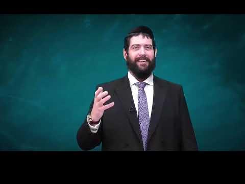 Shmuel Raskin rabbi – Behár-Bechukotáj hetiszakasz 5781