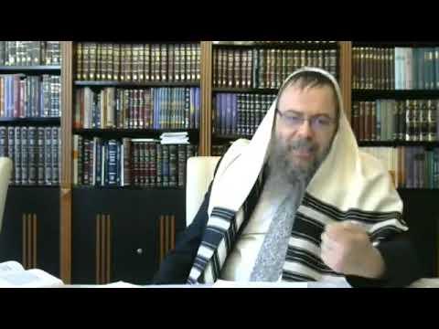 Oberlander Báruch: Erősíti-e az antiszemitizmust a cicesz? – A rojtok titkai 2021.06.03.