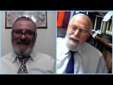 Kedden 18:00 (!!!) órakor Yeshaya Steinberger rabbi Jeruzsálemből.