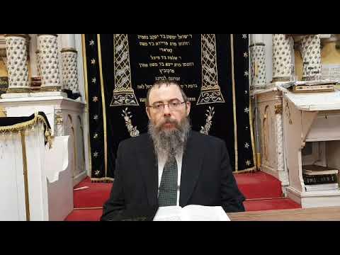 090 A harmadik jeruzsálemi szentély már tökéletes lesz – Oberlander Báruch (Tisa Böáv gyásznap után)