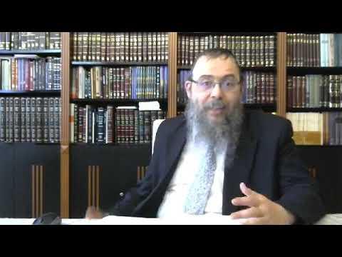 Oberlander Báruch: A zsidó gyereknevelés titka – hogyan kell rákiabálni egy gyerekre? 2021.05.27.