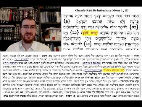 Chumás-Rási, Bo 3. (10:20-29)