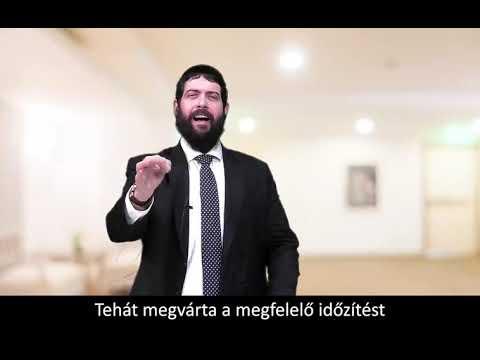 Shmuel Raskin rabbi – Devárim hetiszakasz 5781