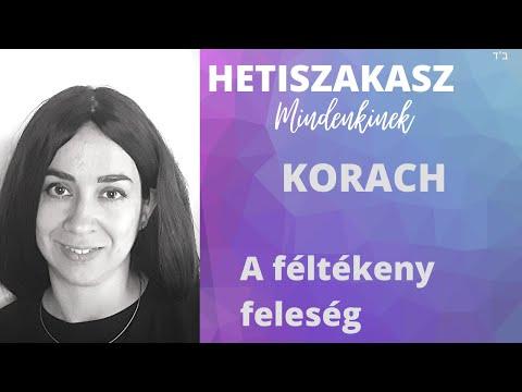 A féltékeny feleség (Korach)