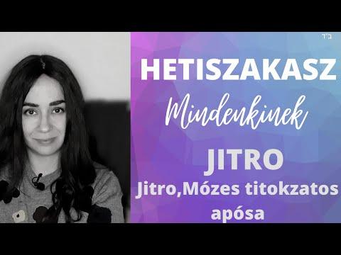 Jitro, Mózes titokzatos apósa (Jitro)