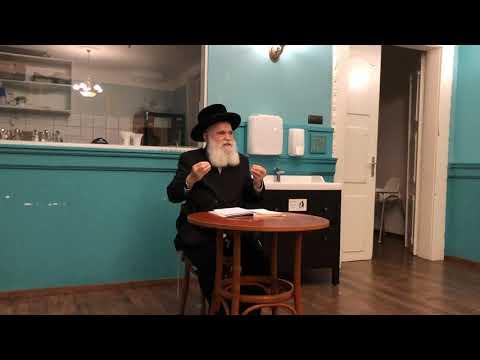 Moshe Weisberger rabbi – Az elmúlt másfél év tanulságai, Noé generációja