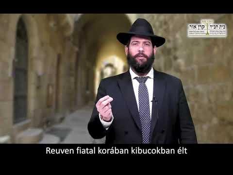 Az egó feláldozása – Raskin rabbi, Budapest (Vájérá hetiszakasz, Ábrahám és Jákob)